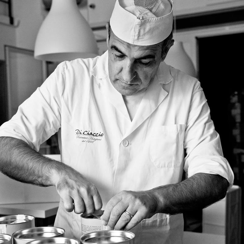 Antonio Di Ciaccio - Pasticceri Artigiani dal 1928